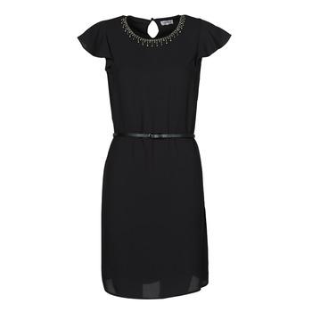 Textil Ženy Krátké šaty Liu Jo WA1561-T9767-22222 Černá