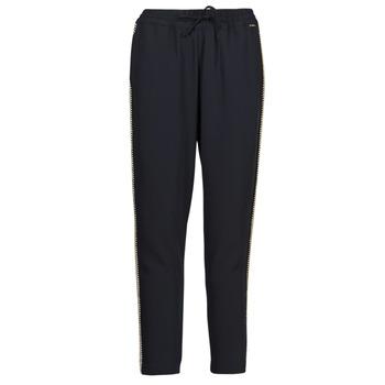 Textil Ženy Turecké kalhoty / Harémky Liu Jo WA1111-T7982-93923 Tmavě modrá