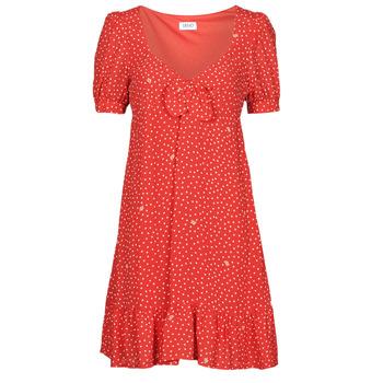 Textil Ženy Krátké šaty Liu Jo WA1339-T4768-T9684 Červená