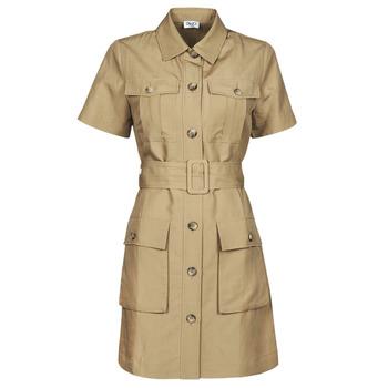 Textil Ženy Krátké šaty Liu Jo WA1301-T4818-X0365 Béžová
