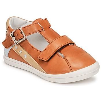 Boty Chlapecké Sandály GBB BERNOU Hnědá