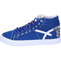 Boty Muži Módní tenisky Gas Sneakers Tela Blu