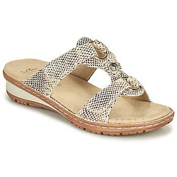 Boty Ženy Sandály Ara HAWAII Béžová