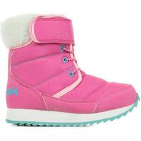 Boty Dívčí Kotníkové boty Reebok Sport Snow Prime Růžová