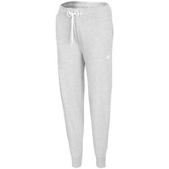 Textil Ženy Teplákové kalhoty 4F SPDD300 Šedé