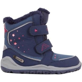 Boty Muži Zimní boty Kappa Cui Tex Tmavomodré, Růžové