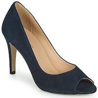 Boty Ženy Lodičky Betty London EMANA Tmavě modrá