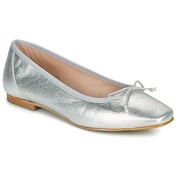 Boty Ženy Baleríny  Betty London ONDINE Stříbrná