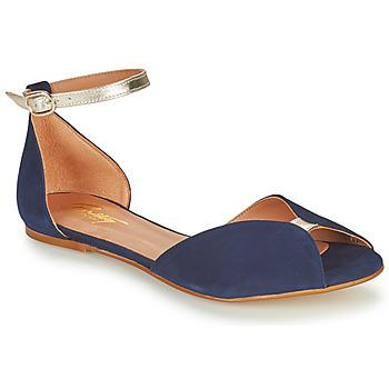 Boty Ženy Sandály Betty London INALI Tmavě modrá