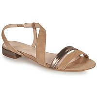 Boty Ženy Sandály Betty London OCOLI Béžová