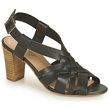 Boty Ženy Sandály Betty London OCHAT Černá