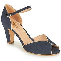 Boty Ženy Sandály Betty London ORADI Tmavě modrá