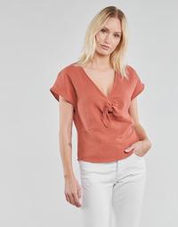 Textil Ženy Halenky / Blůzy Betty London ODIME Terakotová