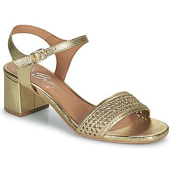 Boty Ženy Sandály Betty London OUPETTE Zlatá