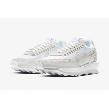Boty Nízké tenisky Nike LDWaffle Racer x Sacai White White/White