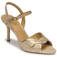 Boty Ženy Sandály Minelli PHILOMENE Zlatá