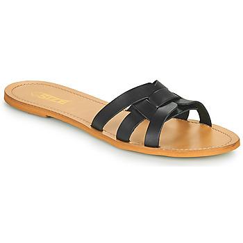 Boty Ženy Dřeváky So Size MELINDA Černá