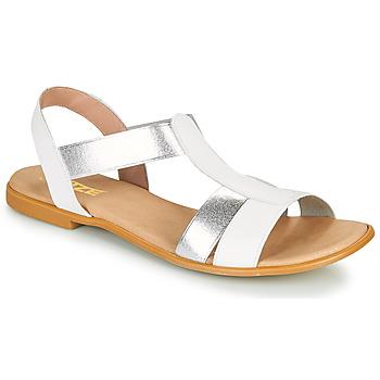 Boty Ženy Sandály So Size OOLETTE Hnědá