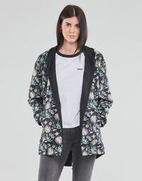 Textil Ženy Parky Vans MERCY REVERSIBLE PARKA Černá