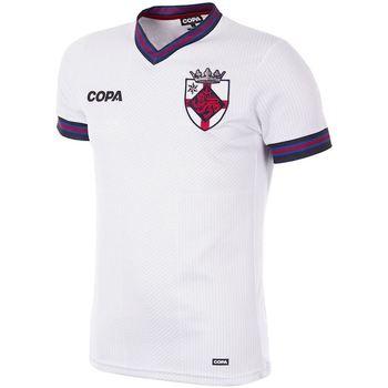 Textil Muži Trička s krátkým rukávem Copa Football Maillot Copa Angleterre blanc