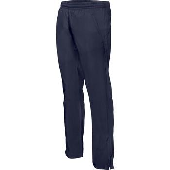 Textil Muži Teplákové kalhoty Proact Pantalon de survêtement ajustée bleu marine