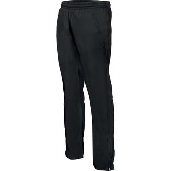 Textil Muži Teplákové kalhoty Proact Pantalon de survêtement ajustée noir