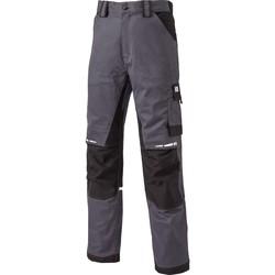 Textil Cargo trousers  Dickies Pantalon  Gdt Premium gris/noir