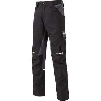 Textil Cargo trousers  Dickies Pantalon  Gdt Premium noir/gris