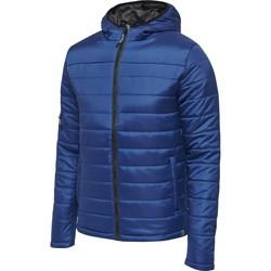 Textil Muži Prošívané bundy Hummel Parka  Quilted North bleu foncé