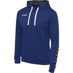 Textil Muži Mikiny Hummel Sweatshirt  hmlAUTHENTIC Poly bleu