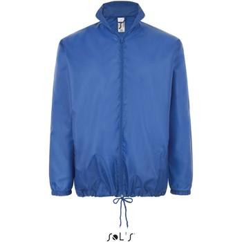 Textil Větrovky Sol's Coupe-vent  Shift bleu royal