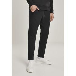 Textil Muži Teplákové kalhoty Urban Classics Pantalon Urban Classic cut and ew noir