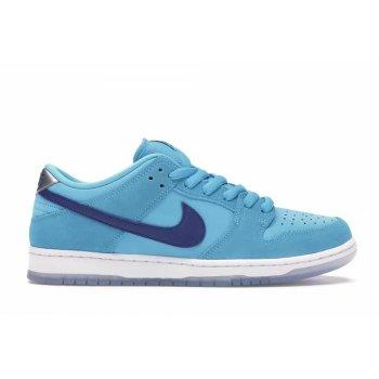 Boty Nízké tenisky Nike SB Dunk Low Blue Fury  Blue Fury/Deep Royal-Blue Fury