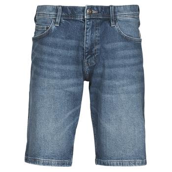 Textil Muži Kraťasy / Bermudy Esprit SHORTS DENIM Modrá