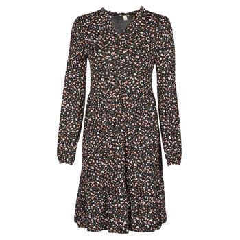 Textil Ženy Krátké šaty Esprit CVE Černá