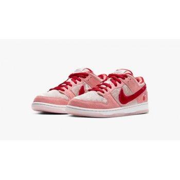 Boty Nízké tenisky Nike SB Dunk Low Strangelove Pink/Red/White