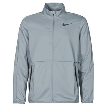 Textil Muži Teplákové bundy Nike DF TEAWVN JKT Šedá / Černá