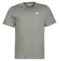 Textil Muži Trička s krátkým rukávem Nike NSCLUB TEE Khaki