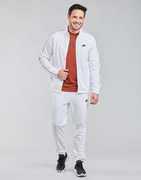 Textil Muži Teplákové soupravy Nike NSSPE TRK SUIT PK BASIC Bílá / Černá