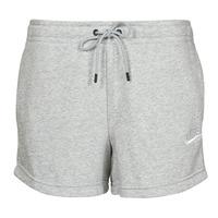 Textil Ženy Kraťasy / Bermudy Nike NSESSNTL FLC HR SHORT FT Šedá / Bílá