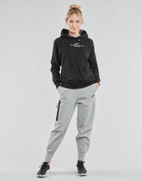 Textil Ženy Teplákové kalhoty Nike NSTCH FLC ESSNTL HR PNT Šedá / Černá