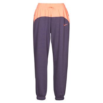 Textil Ženy Teplákové kalhoty Nike NSICN CLSH JOGGER MIX HR Fialová / Růžová