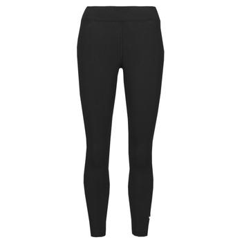 Textil Ženy Legíny Nike NSESSNTL 7/8 MR LGGNG Černá / Bílá