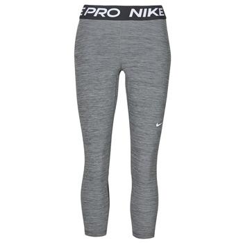 Textil Ženy Legíny Nike NIKE PRO 365 TIGHT CROP Šedá / Bílá