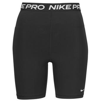 Textil Ženy Kraťasy / Bermudy Nike NIKE PRO 365 SHORT 7IN HI RISE Černá / Bílá