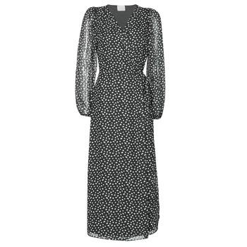 Textil Ženy Společenské šaty Vila VICELIMA Černá