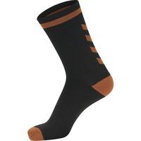 Doplňky  Ponožky Hummel Chaussettes  Elite Indoor Low noir/orange