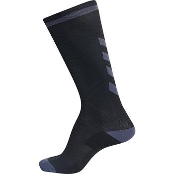 Doplňky  Děti Sportovní ponožky  Hummel Chaussettes  elite indoor high noir/gris foncé