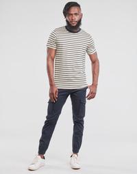 Textil Muži Cargo trousers  Jack & Jones JJIPAUL Tmavě modrá