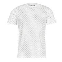 Textil Muži Trička s krátkým rukávem Jack & Jones JJMINIMAL Bílá